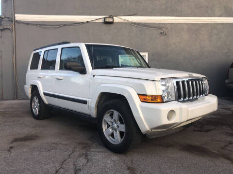 2008 Jeep Commander for sale at ROYAL AUTO SALES INC in Omaha NE