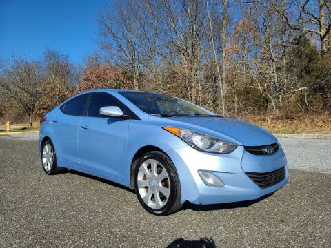 2012 Hyundai Elantra for sale at Premium Auto Outlet Inc in Sewell NJ