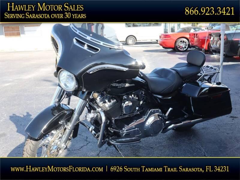 2016 Harley-Davidson Street Glide Special for sale at Hawley Motor Sales in Sarasota FL