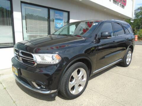 2014 Dodge Durango for sale at Island Auto Buyers in West Babylon NY