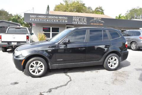 2010 BMW X3 for sale at DeWitt Motor Sales in Sarasota FL