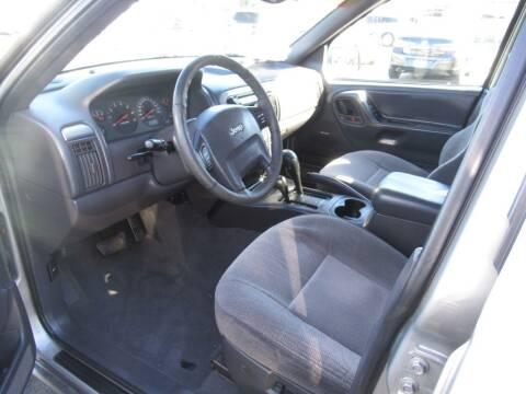 2001 Jeep Grand Cherokee for sale at Maluda Auto Sales in Valdosta GA
