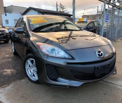 2012 Mazda MAZDA3 for sale at Jeff Auto Sales INC in Chicago IL