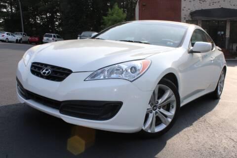 2010 Hyundai Genesis Coupe for sale at Atlanta Unique Auto Sales in Norcross GA