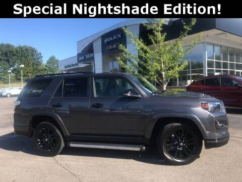 2019 Toyota 4Runner for sale at Mark Sweeney Buick GMC in Cincinnati OH