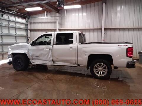 2016 Chevrolet Silverado 1500 for sale at East Coast Auto Source Inc. in Bedford VA