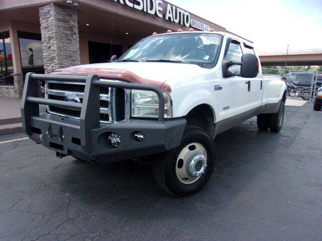 2006 Ford F-350 Super Duty for sale at Lakeside Auto Brokers Inc. in Colorado Springs CO