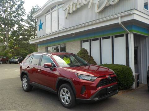2020 Toyota RAV4 for sale at Nicky D's in Easthampton MA