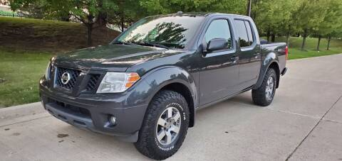 2011 Nissan Frontier for sale at Western Star Auto Sales in Chicago IL
