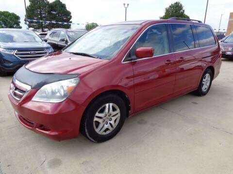 2005 Honda Odyssey for sale at America Auto Inc in South Sioux City NE