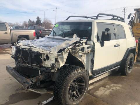 2008 Toyota FJ Cruiser for sale at Don's Sport Cars in Hortonville WI