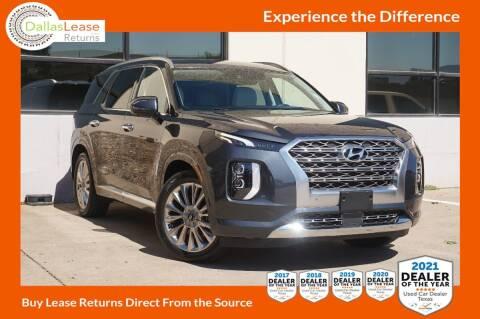 2020 Hyundai Palisade for sale at Dallas Auto Finance in Dallas TX