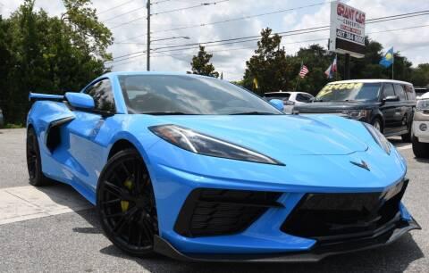 2021 Chevrolet Corvette for sale at Grant Car Concepts in Orlando FL
