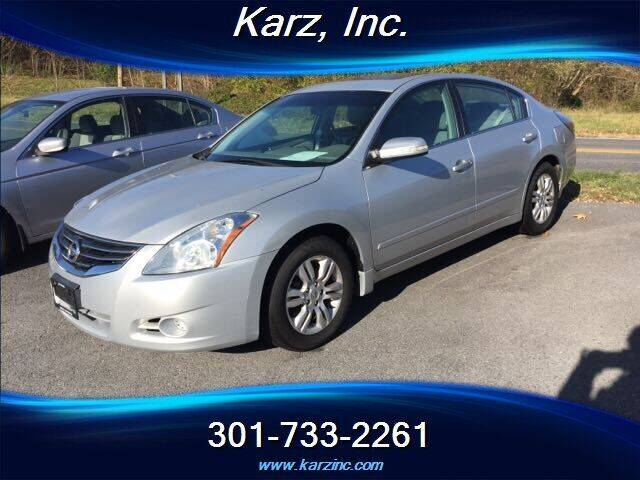 2010 Nissan Altima for sale at Karz INC in Funkstown MD