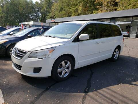 2009 Volkswagen Routan for sale at Curtis Lewis Motor Co in Rockmart GA