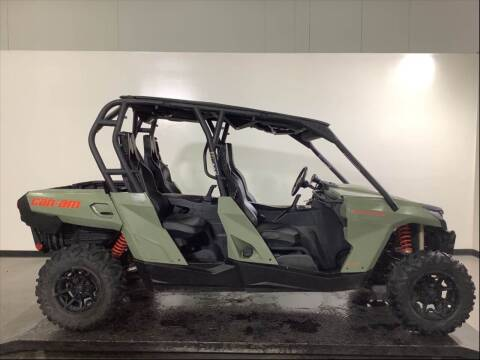 2018 Can-Am COMMANDER MAX 800R DPS for sale at Eastside Auto Sales in El Paso TX