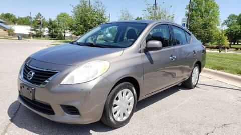2014 Nissan Versa for sale at Nationwide Auto in Merriam KS