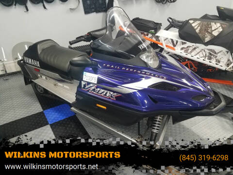 2002 Yamaha V-Max 700 Triple for sale at WILKINS MOTORSPORTS in Brewster NY