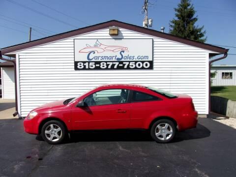 2007 Chevrolet Cobalt for sale at CARSMART SALES INC in Loves Park IL