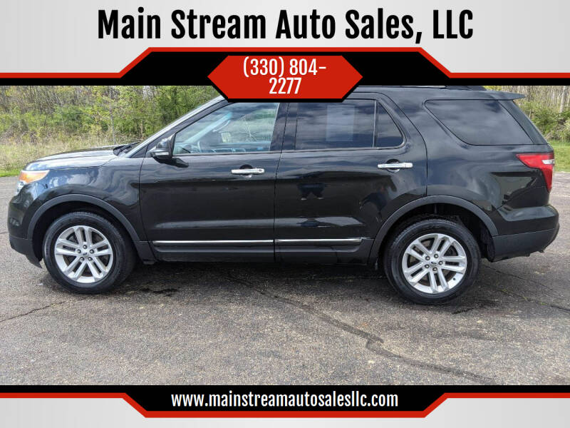 2015 Ford Explorer for sale in Wooster, OH