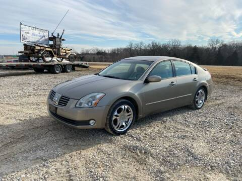 2004 Nissan Maxima for sale at Ken's Auto Sales & Repairs in New Bloomfield MO