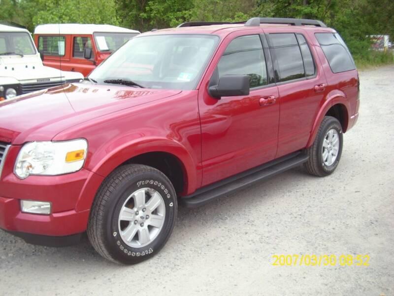 2010 Ford Explorer for sale at Motors 46 in Belvidere NJ