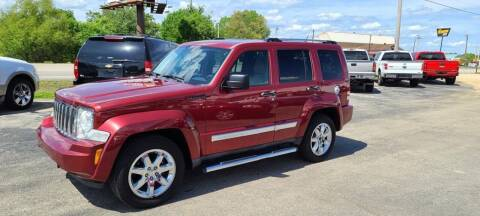 2011 Jeep Liberty for sale at Aaron's Auto Sales in Poplar Bluff MO