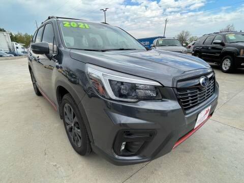 2021 Subaru Forester for sale at AP Auto Brokers in Longmont CO