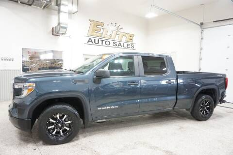 2019 GMC Sierra 1500 for sale at Elite Auto Sales in Ammon ID