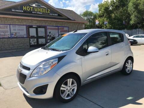2015 Chevrolet Spark for sale at HotWheelz Auto Group in Detroit MI