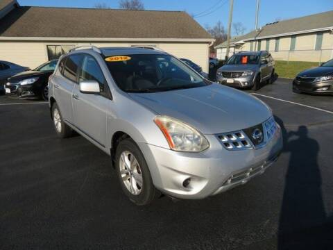 2012 Nissan Rogue for sale at Tri-County Pre-Owned Superstore in Reynoldsburg OH