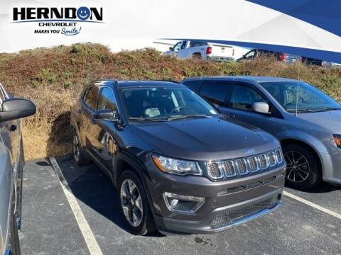 2019 Jeep Compass for sale at Herndon Chevrolet in Lexington SC