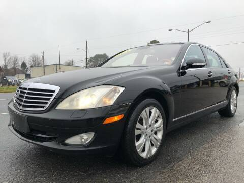 2009 Mercedes-Benz S-Class for sale at Mega Autosports in Chesapeake VA