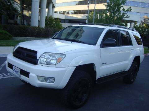 2005 Toyota 4Runner for sale at UTU Auto Sales in Sacramento CA