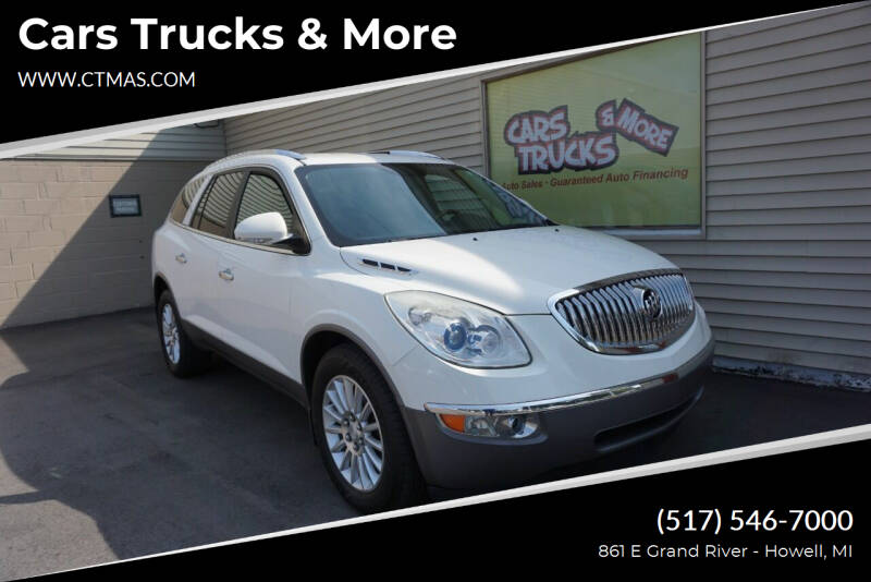 2011 Buick Enclave for sale at Cars Trucks & More in Howell MI