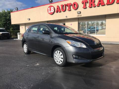 2010 Toyota Matrix for sale at LB Auto Trading in Orlando FL