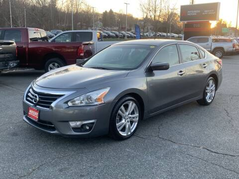 2015 Nissan Altima for sale at Midstate Auto Group in Auburn MA