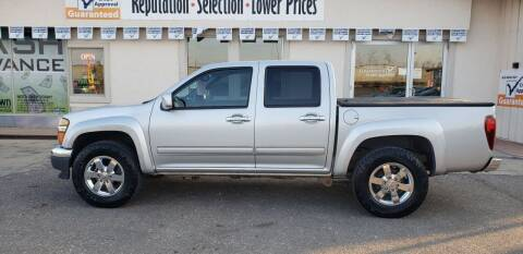 2012 GMC Canyon for sale at HomeTown Motors in Gillette WY