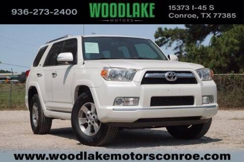 2013 Toyota 4Runner for sale at WOODLAKE MOTORS in Conroe TX