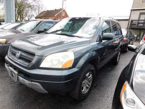 2003 Honda Pilot for sale at WOOD MOTOR COMPANY in Madison TN