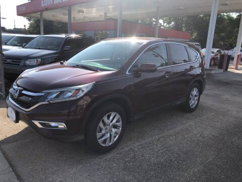 2015 Honda CR-V for sale at Baton Rouge Auto Sales in Baton Rouge LA