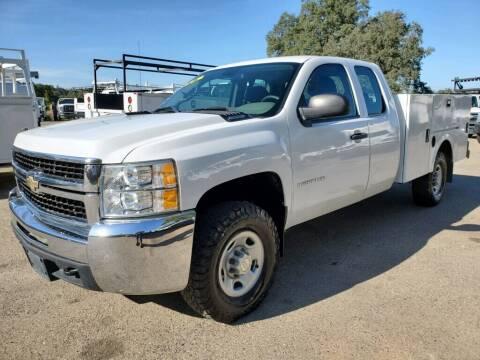 2008 Chevrolet Silverado 2500HD for sale at Truck & Van Country in Shingle Springs CA