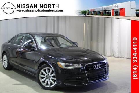 2015 Audi A6 for sale at Auto Center of Columbus in Columbus OH