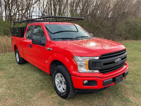 2018 Ford F-150 for sale at M & M Motors in West Allis WI