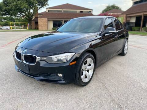 2015 BMW 3 Series for sale at Big Time Motors in Arlington TX