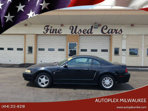 2002 Ford Mustang for sale at Autoplex 3 in Milwaukee WI