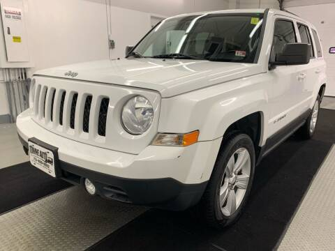 2012 Jeep Patriot for sale at TOWNE AUTO BROKERS in Virginia Beach VA