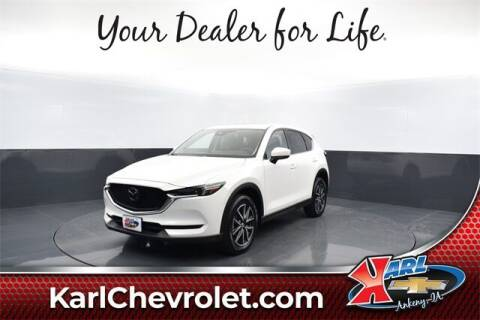 2018 Mazda CX-5 for sale at Karl Pre-Owned in Glidden IA