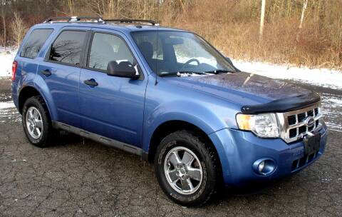 2009 Ford Escape for sale at Angelo's Auto Sales in Lowellville OH