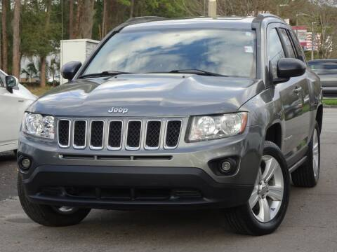 2012 Jeep Compass for sale at Deal Maker of Gainesville in Gainesville FL